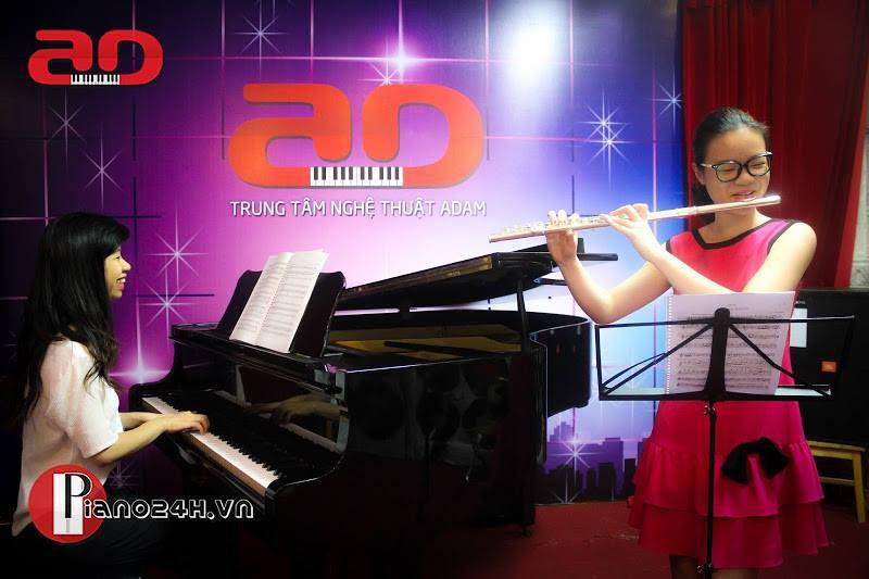 Khóa dạy học sáo Flute - Số 1 Hà Nội về chất lượng dạy