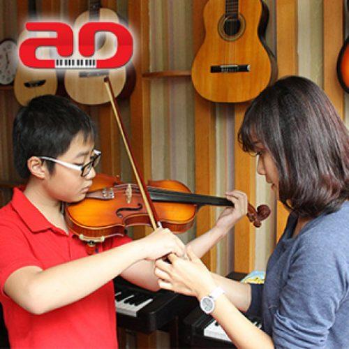 Học đàn Violin ở Hà Nội Dạy Học đàn Violin