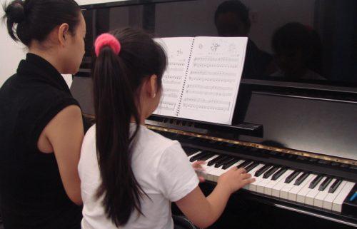 Bí quyết khi học đàn Piano