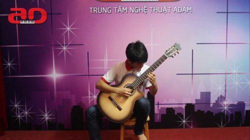 Các Bước Học Đánh Đàn Guitar Cơ Bản