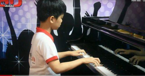Gia Bách - Học viên lớp Piano