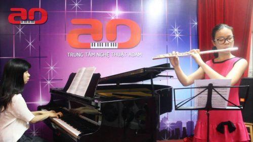 Nguyễn Hồng Nhung - Học viên lớp Sáo Flute