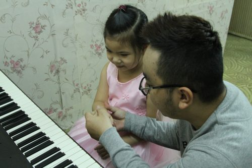 Giảng viên Piano Nguyễn Anh Đức