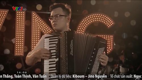 Nguyễn Hoàng Sơn giảng viên Piano