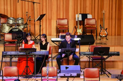 Giảng viên Piano Nguyễn Hoàng Sơn