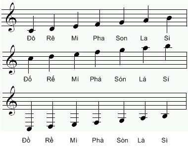 Nền tảng của việc học nhạc - những lưu ý cần biết về nốt nhạc