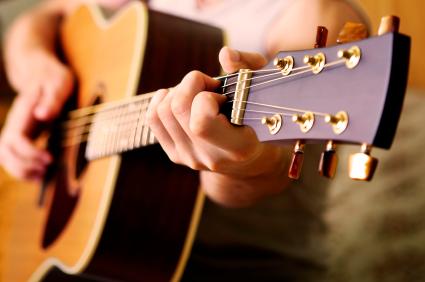 Cách đánh điệu guitar slow