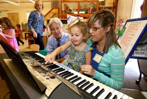 Học đàn Piano hay học đàn Guitar, hay học đàn Organ