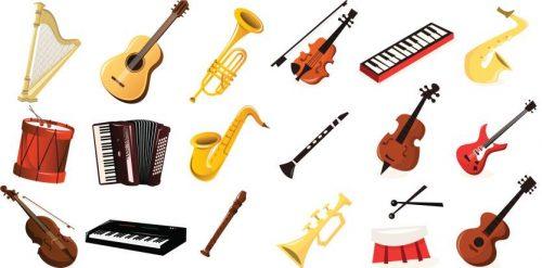 Điểm danh các loại nhạc cụ phổ biến được ưa chuộng hiện nay