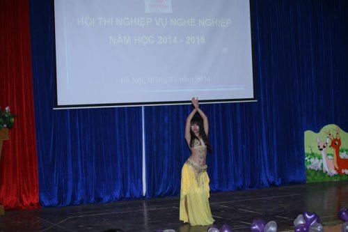 Giảng viên múa - Nguyên Thị Thanh