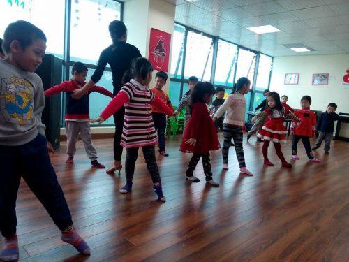 Lợi ích khi trẻ tham gia học múa