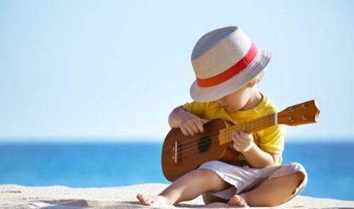 Giúp con phát triển tài năng âm nhạc