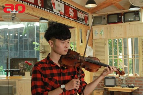 Đào Quang Huy - Giáo viên Violin