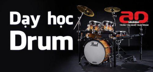 Lợi ích không ngờ đến của khóa học trống Drum
