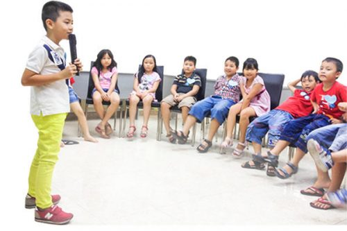 Những lợi ích tuyệt vời khi cho trẻ học MC