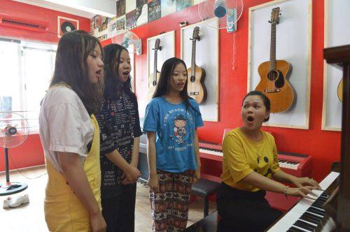 Phương pháp học thanh nhạc hiệu quả tại Trung tâm Nghệ thuật Adam