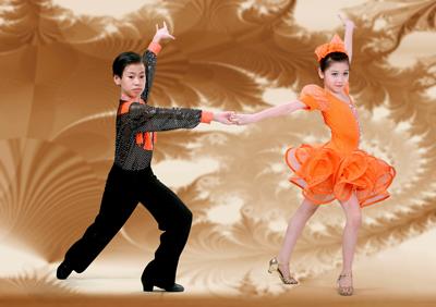 Những lợi ích bất ngờ khi trẻ học Dance Sport