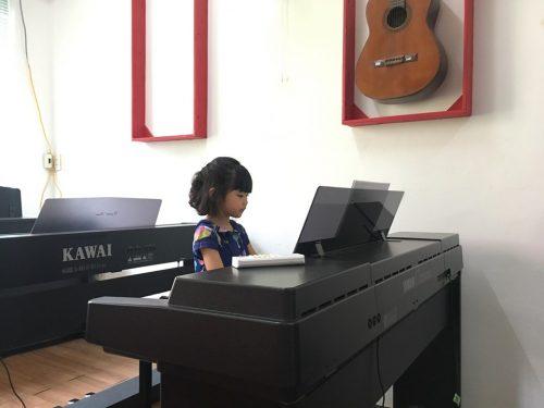 tự học piano