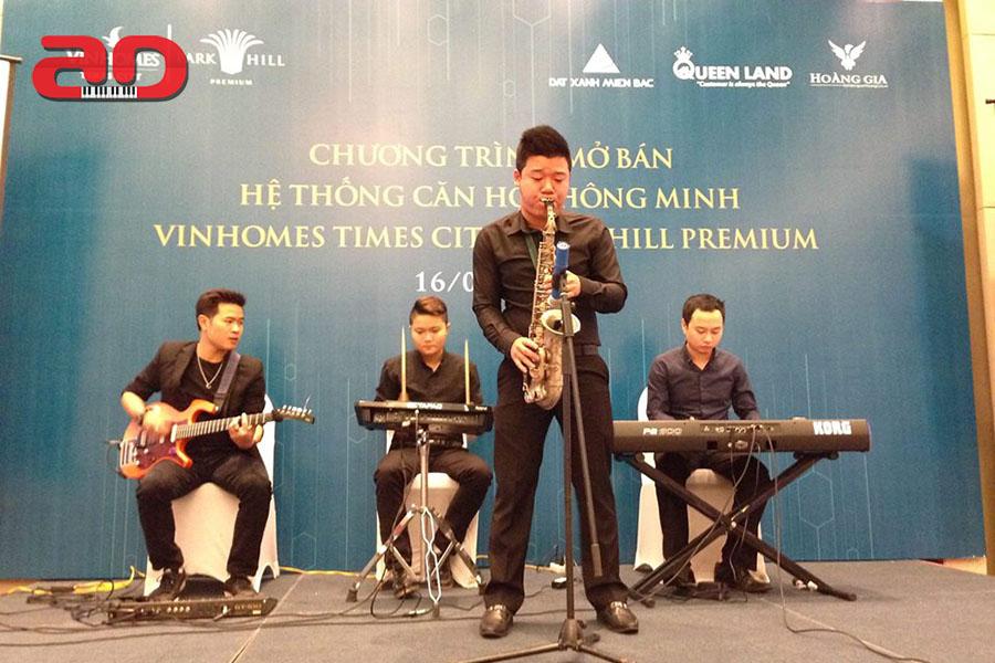 Đặng Nhật Quang - Saxophone (2)