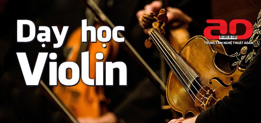 Dạy học đàn Violin