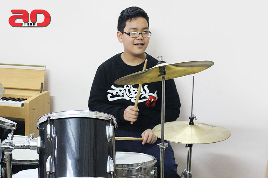 Day hoc trong Drum (1)