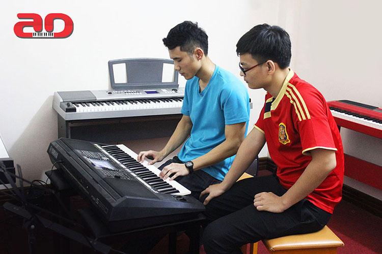 Khóa dạy học đàn Organ - Số 1 Hà Nội về chất lượng dạy