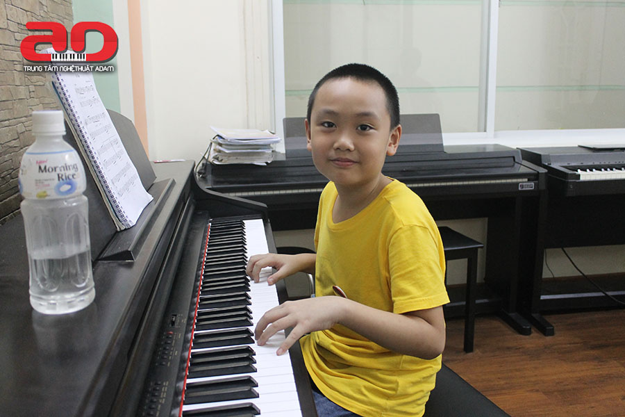 Khóa dạy học đàn Piano - Số 1 Hà Nội về chất lượng dạy