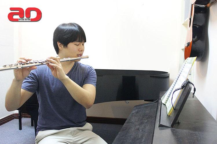 day hoc sao flute