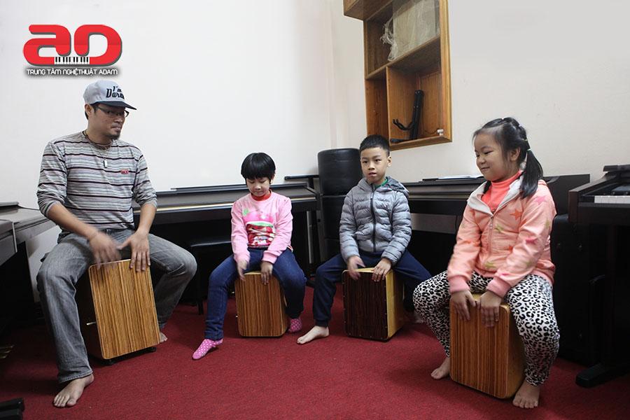 Những trung tâm đào tạo trống Cajon tốt nhất tại Hà Nội và Hồ Chí Minh