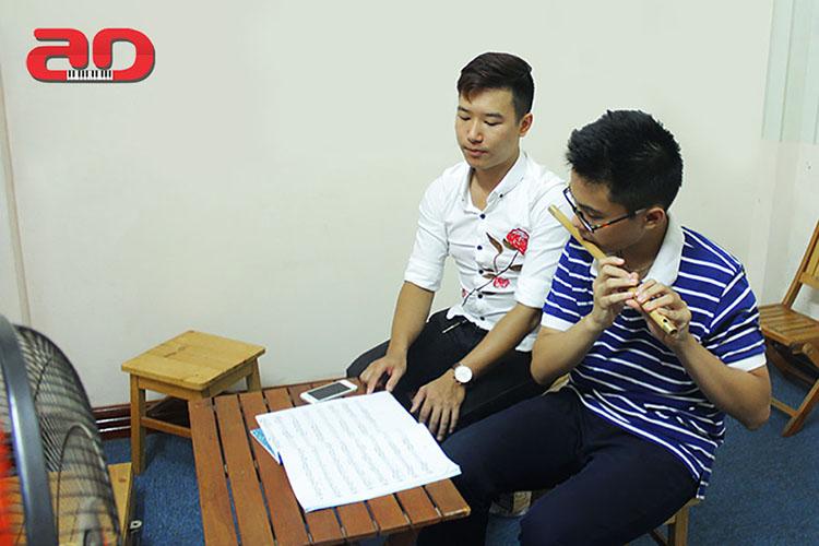 Dạy học Sáo trúc - Cung Cấp Nhạc Cụ - Gia sư (tại nhà)